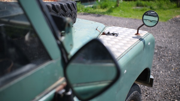 1960 Land Rover S2 SWB For Sale (picture 101 of 307)