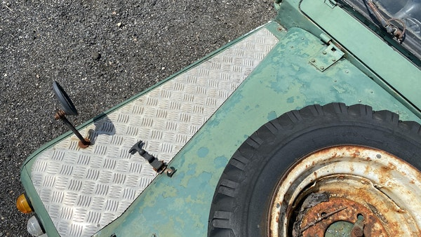1960 Land Rover S2 SWB For Sale (picture 168 of 307)
