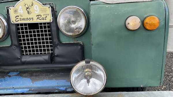 1960 Land Rover S2 SWB For Sale (picture 124 of 307)