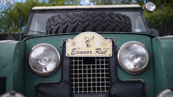 1960 Land Rover S2 SWB For Sale (picture 113 of 307)