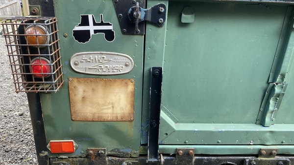 1960 Land Rover S2 SWB For Sale (picture 214 of 307)