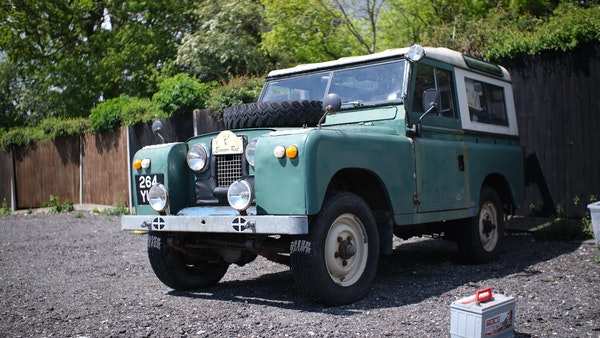 1960 Land Rover S2 SWB For Sale (picture 5 of 307)