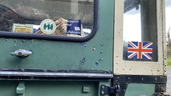 1960 Land Rover S2 SWB For Sale (picture 224 of 307)