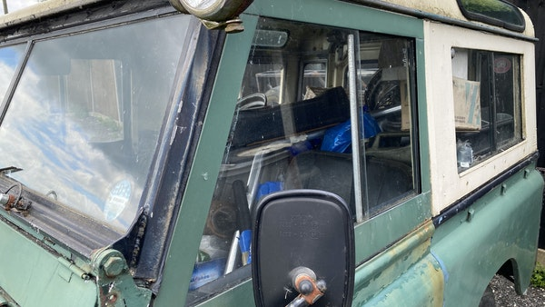 1960 Land Rover S2 SWB For Sale (picture 154 of 307)