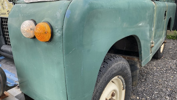 1960 Land Rover S2 SWB For Sale (picture 146 of 307)