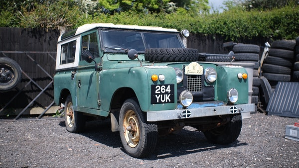 1960 Land Rover S2 SWB For Sale (picture 1 of 307)