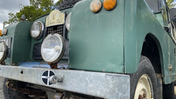 1960 Land Rover S2 SWB For Sale (picture 123 of 307)