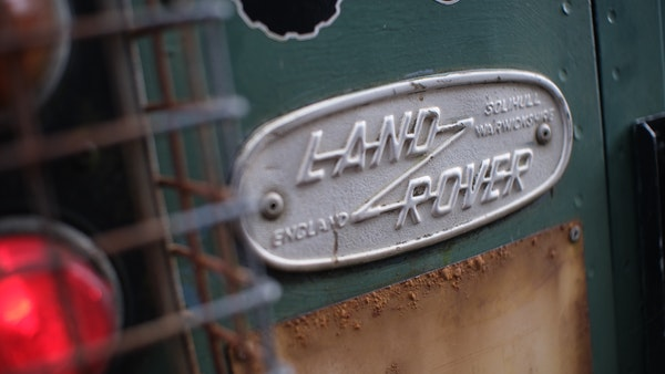 1960 Land Rover S2 SWB For Sale (picture 107 of 307)