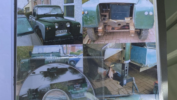 1960 Land Rover S2 SWB For Sale (picture 302 of 307)