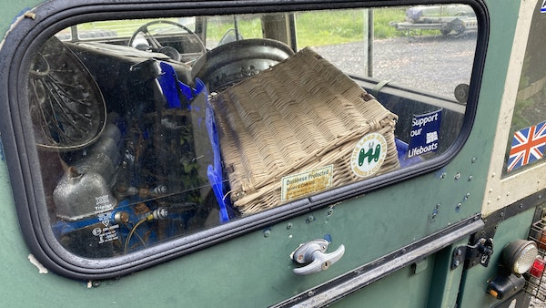 1960 Land Rover S2 SWB For Sale (picture 211 of 307)