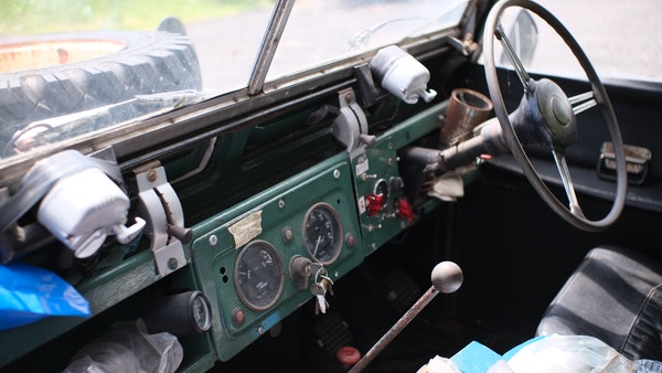 1960 Land Rover S2 SWB For Sale (picture 20 of 307)