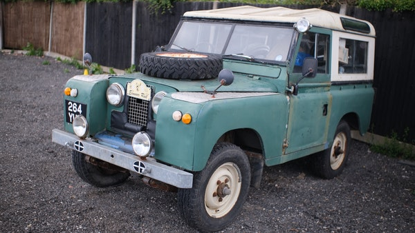 1960 Land Rover S2 SWB For Sale (picture 4 of 307)