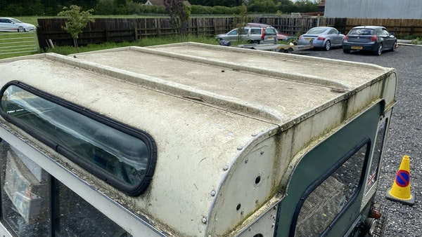 1960 Land Rover S2 SWB For Sale (picture 202 of 307)