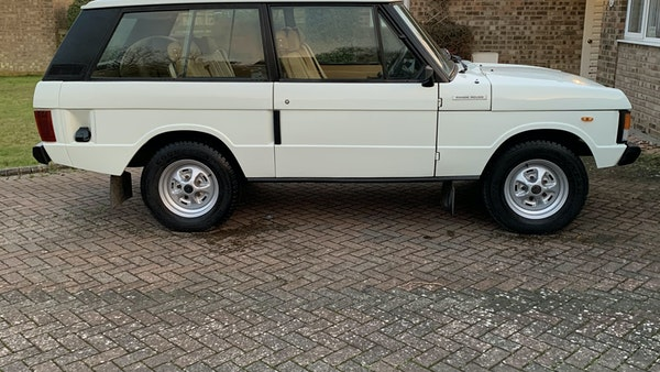1984 Range Rover 2-Door V8 For Sale (picture 9 of 146)