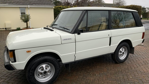 1984 Range Rover 2-Door V8 For Sale (picture 1 of 146)