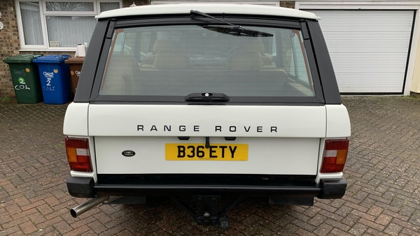 1984 Range Rover 2-Door V8 For Sale (picture 5 of 146)