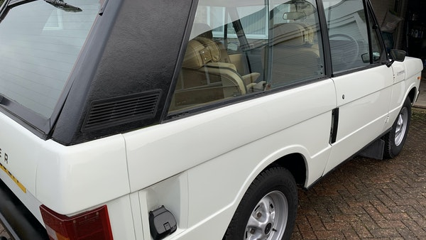 1984 Range Rover 2-Door V8 For Sale (picture 11 of 146)