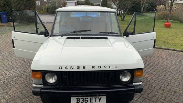 1984 Range Rover 2-Door V8 For Sale (picture 4 of 146)