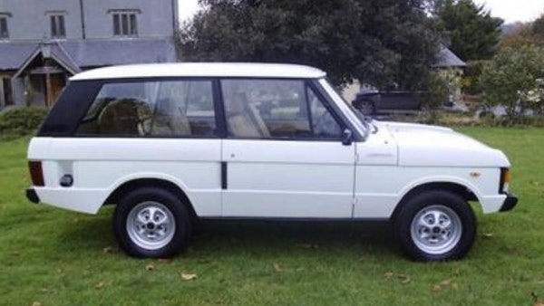 1984 Range Rover 2-Door V8 For Sale (picture 17 of 146)