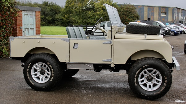 1954 Land Rover Series 1 V8 For Sale (picture 5 of 74)