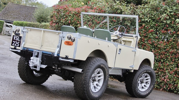 1954 Land Rover Series 1 V8 For Sale (picture 7 of 74)