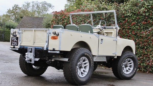1954 Land Rover Series 1 V8 For Sale (picture 14 of 74)