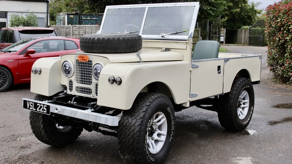 1954 Land Rover Series 1 V8 For Sale (picture 11 of 74)