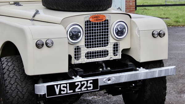 1954 Land Rover Series 1 V8 For Sale (picture 49 of 74)