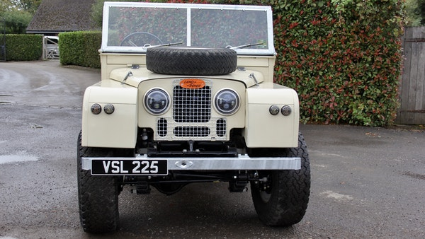 1954 Land Rover Series 1 V8 For Sale (picture 6 of 74)
