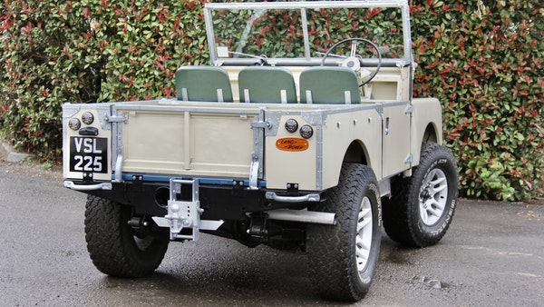 1954 Land Rover Series 1 V8 For Sale (picture 12 of 74)