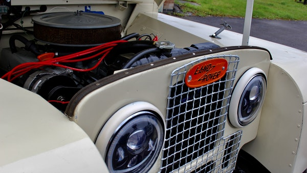 1954 Land Rover Series 1 V8 For Sale (picture 57 of 74)