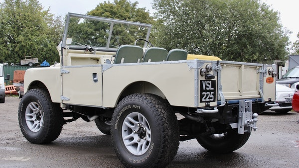 1954 Land Rover Series 1 V8 For Sale (picture 10 of 74)