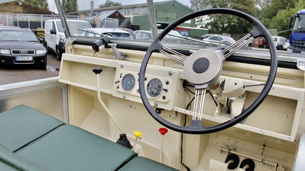 1954 Land Rover Series 1 V8 For Sale (picture 20 of 74)