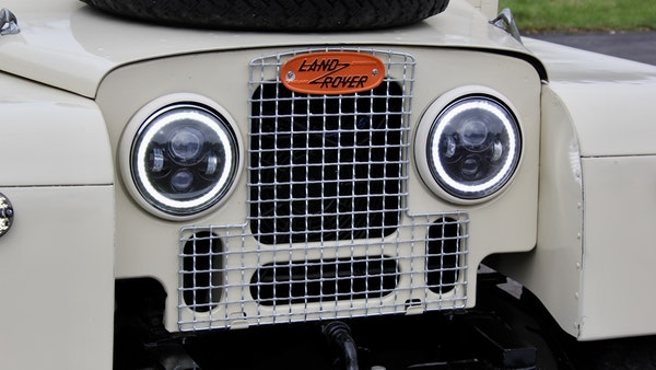 1954 Land Rover Series 1 V8 For Sale (picture 50 of 74)