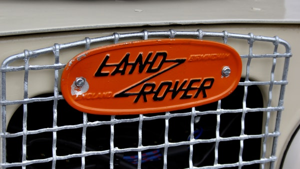 1954 Land Rover Series 1 V8 For Sale (picture 40 of 74)