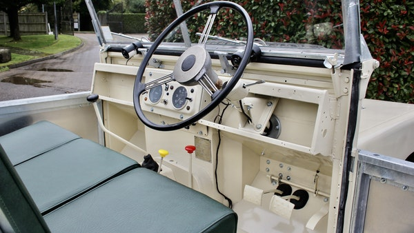 1954 Land Rover Series 1 V8 For Sale (picture 19 of 74)