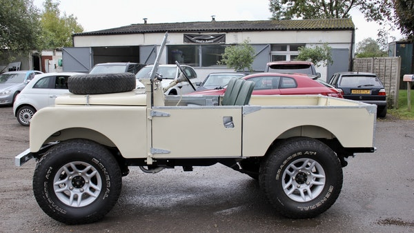 1954 Land Rover Series 1 V8 For Sale (picture 4 of 74)