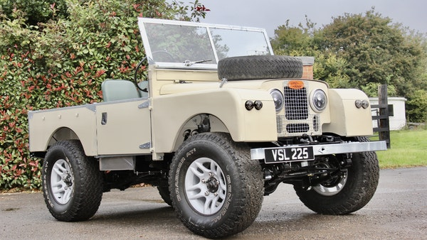 1954 Land Rover Series 1 V8 For Sale (picture 1 of 74)