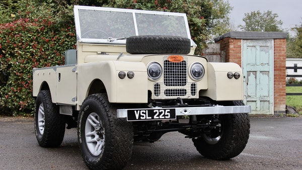 1954 Land Rover Series 1 V8 For Sale (picture 3 of 74)