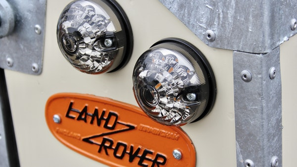1954 Land Rover Series 1 V8 For Sale (picture 42 of 74)