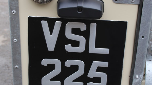 1954 Land Rover Series 1 V8 For Sale (picture 56 of 74)