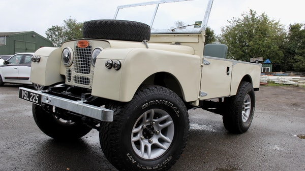 1954 Land Rover Series 1 V8 For Sale (picture 13 of 74)