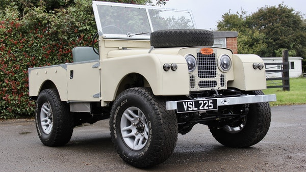 1954 Land Rover Series 1 V8 For Sale (picture 8 of 74)