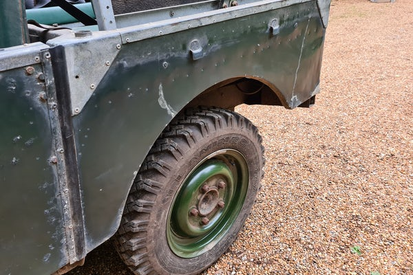 1950 Land Rover Series 1 For Sale (picture 164 of 165)