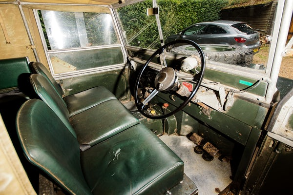 1950 Land Rover Series 1 For Sale (picture 47 of 165)