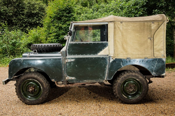 1950 Land Rover Series 1 For Sale (picture 15 of 165)
