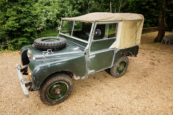 1950 Land Rover Series 1 For Sale (picture 18 of 165)
