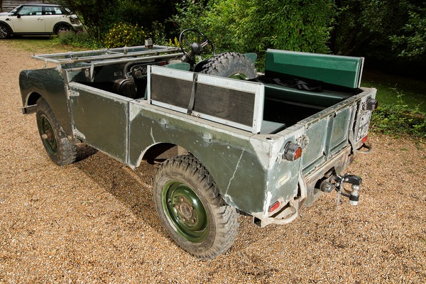 1950 Land Rover Series 1 For Sale (picture 24 of 165)