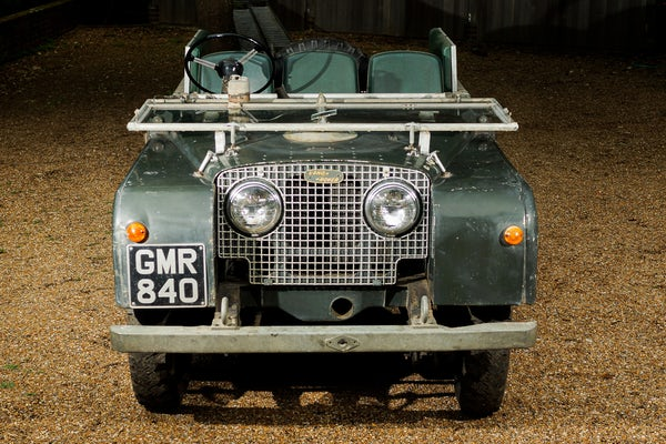 1950 Land Rover Series 1 For Sale (picture 20 of 165)