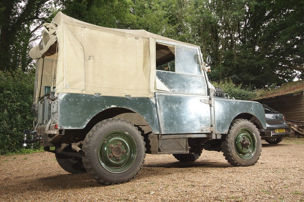 1950 Land Rover Series 1 For Sale (picture 11 of 165)